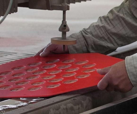 Wirkteller von KARODUR für das Bäcker-Handwerk