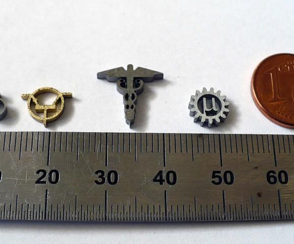 Feinschneiden - Finecut: millimetergenaues Mikro-Wasserstrahlschneiden