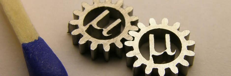 Feinschneiden - Finecut: mikrogenaue Technik mit Wasserstrahlschneiden