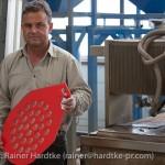 Ulrich Hensellek - Geschäftsführer KARODUR Wirkteller GmbH
