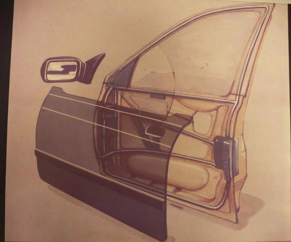 KARODUR Fortlaufende Automobil-Entwicklung