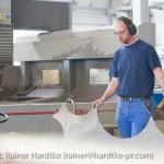 Dipl.-Ing. (FH) Carsten Meurer - Fertigungsleiter Bereich Wasserstrahlschneiden und Wirkteller